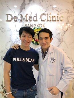 แผลเป็น หลุมสิว Acne Scar   เป็นปัญหากวนใจสำหรับหลายหลายคน ดูแลปรึกษาได้ที่ DeMed Clinic #หมอรุจ