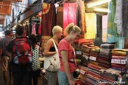 Chatuchak Weekend Shopping Market