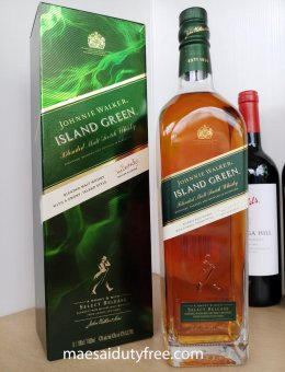 Johnnie Walker Island Green 1L (43%)