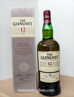 Glenlivet 12 Year Old   40%