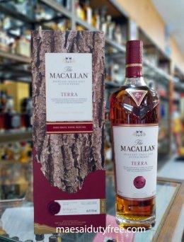 The Macallan Terra (43.8%)