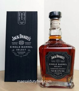 Jack Daniel's Single Barrel Select (47%)
