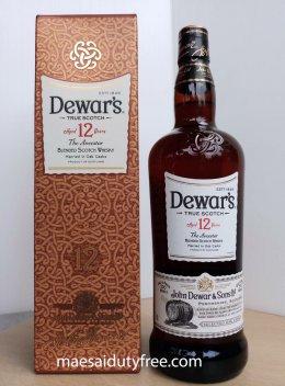 Dewar's 12 Year Old (40%)
