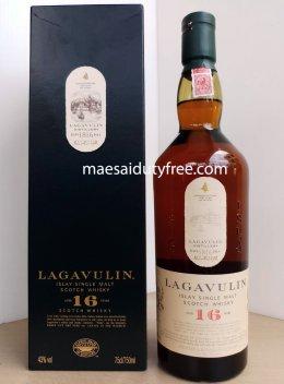 Lagavulin 16 Year (43%)