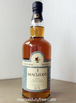 Macleod's Islay Single Malt 40%