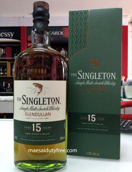 Singleton  Glendullan  15 Years  (40%)