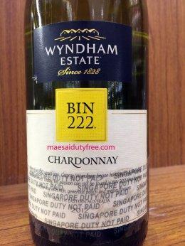 Wyndham Bin 222