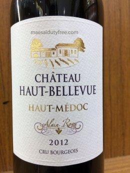 Chateau Haut-Bellevue Haut-Medoc