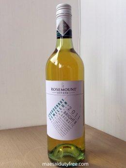 Rosemount Estate Semillon Chardonnay 2011
