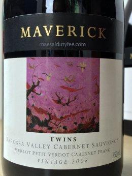 Maverick Twins Cabernet Sauvignon