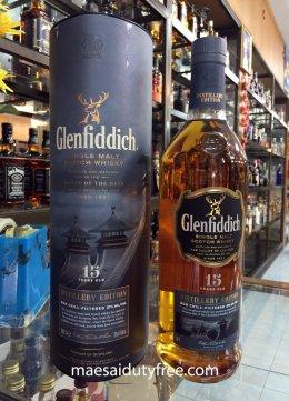 Glenfiddich 15 Year Old Distillery Edition (51%)