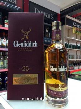 Glenfiddich 25 Year Old - Rare Oak (43%)