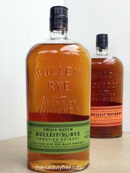 Bulleit Rye  (45%)