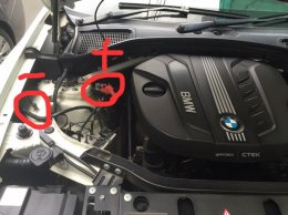How to charge BMW battery?