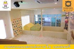 งานออกแบบตกแต่งภายใน เนอสเซอรี่ ( Little Bunny Nursery )