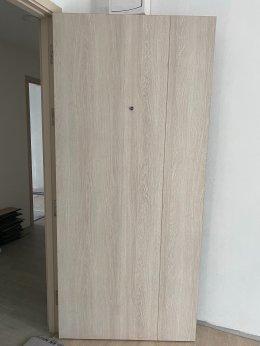 ประตู HDFปิดผิวลามิเนตสำหรับบานหน้าห้อง ฉัตรเพชรปาร์คคอนโด (โนนม่วง)
