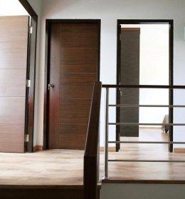 การเลือกบานประตูปิดผิวลามิเนตสำหรับประตูห้องนอน