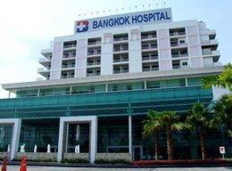 พื้น Epoxy Coating  บริเวณ ลานจอดเฮลิคอปเตอร์ โรงพยาบาลกรุงเทพ (โคราช)