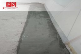 งานซ่อมยิงหยุดน้ำรั่วด้วย  PU  Resin  Injection ระบบขนส่งมวลชนกรุงเทพ  จำกัด  (มหาชน)