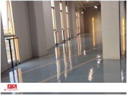 งานพื้น Epoxy Coating  International School Ratchada-Rama3(PKNG)