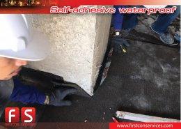 Self-adhesivc waterproof showroom Empire Stone