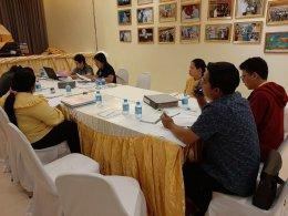 บรรยากาศการตรวจประเมินระบบคุณภาพมาตรฐาน HACCP บริษัท ไอเรียล พลัส (ประเทศไทย) จำกัด