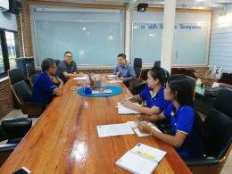 บรรยากาศ การตรวจประเมิน ISO9001:2015 : SEA SHIPYARD CO.,LTD.