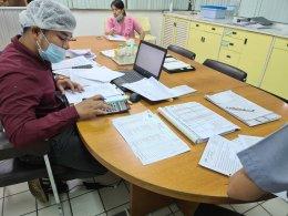 บรรยากาศการตรวจประเมิน GMP : บริษัท ทิปโก้ฟูดส์ จำกัด (มหาชน)