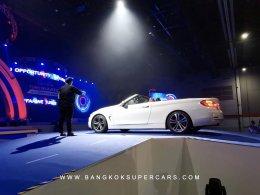 ให้เช่ารถBMW Series4 ให้เช่าถหรูเปิดประทุนในงานEvent Giffarine : บริการให้เช่ารถหรู by BANGKOK SUPERCARS