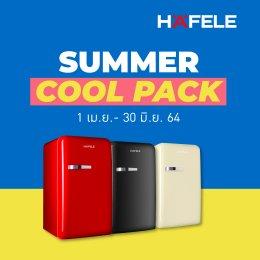 โปรโมชั่น ตู้เย็น ลดราคา 1 แถม 1 - Summer Cool Pack