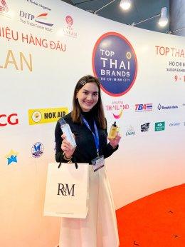 ตัวแทนประเทศไทยแสดงสินค้าที่เวียดนาม