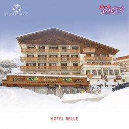 Hotel Belle package