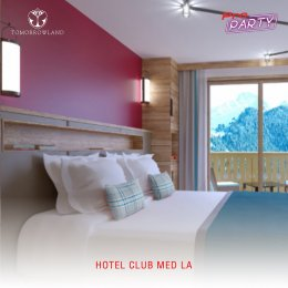 Hotel Club Med La package