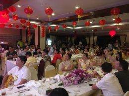 งานรับน้องของหลักสูตร ARM28 (เลือดข้น คนARM) ณ โรงแรม AVANI+ Riverside Bangkok