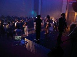 งานแต่งคุณตั้ม ณ The Banquet Hall @ Nathong