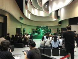 งาน Good Hope Day ณ GMM Live House(Central World)