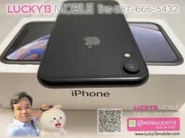 ขาย_iPhone_XR_64GB_BLACK_AIS_มือสอง