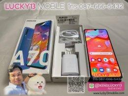 A70 RAM 8 128GB BLUE ศูนย์ไทย