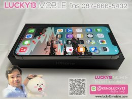 IPHONE 12 PRO MAX 128GB GRAPHITE มือสอง ศูนย์ไทย