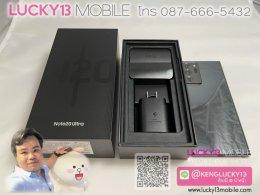 ถูกจัด !! NOTE20ULTRA 4G 512GB BLACK ศูนย์ไทย TH สภาพสวยมาก ครบยกกล่อง เพียง 20,900฿