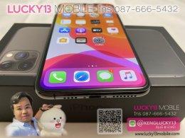 iPhone 11PROMAX 64GB SPACEGRAY ศูนย์ไทย