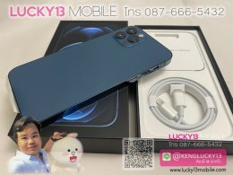 iPhone 12PRO 128GB BLUE มือ 1 AIS ประกัน ไทย
