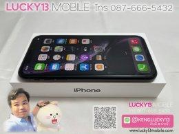 iPhone XR 64GB BLACK TH มือสอง