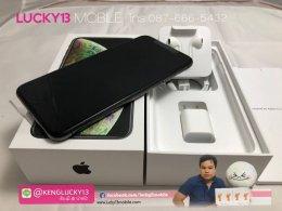 iPhone XSMAX 256GB SPACEGRAY TH มือ 1 ใหม่ แถมจาก รถ benz