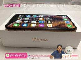 iPhone XS 64GB GOLD TH สภาพสวยมาก 95% ใช้งานปกติ เพียง 28,900฿ เท่านั้น !!