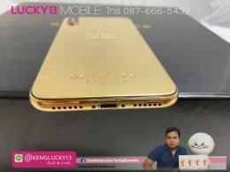 ของหายาก RareItem สุดๆ !! พลาดไม่ได้จ้า IPHONE X 24K GOLD LIMITED สภาพนางฟ้ายกกล่อง เพียง 25,900฿ เท่านั้นจ้า