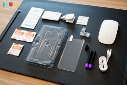 ขาย รับ ติดฟิล์มกระจก Dome Glass Galaxy Note8 ลาดพร้าว