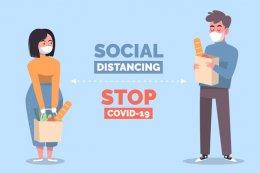 5 วิธีดูแลตัวเองให้ห่างไกลจาก COVID-19 ตัวร้ายกับร่างกายเรา