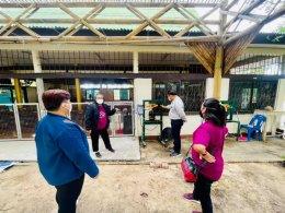 โครงการการบูรณาการการท่องเที่ยวตามรอยหลวงปู่ทวดเพื่อสร้างความสุขของชุมชน