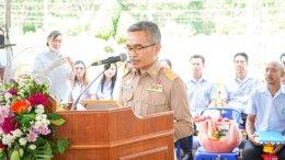 ต้อนรับ ดร.สาธิต ปิตุเตชะ รัฐมนตรีช่วยว่าการกระทรวงสาธารณสุขและคณะ